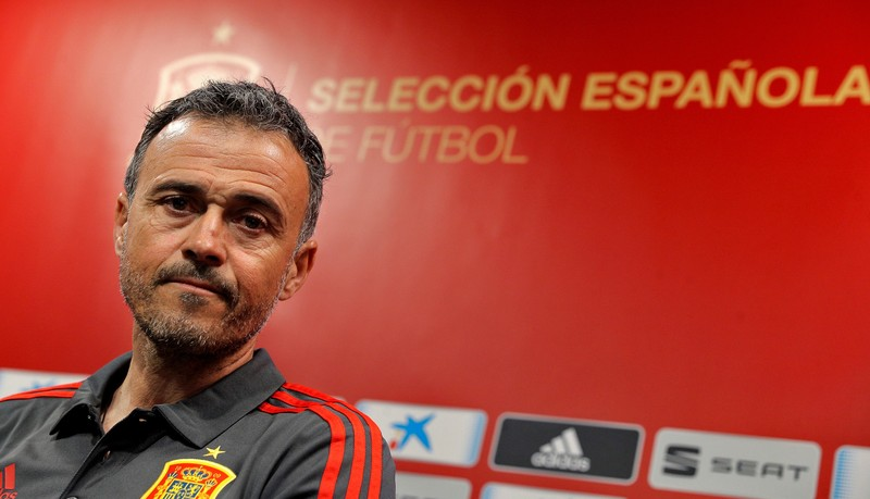 Possession will be first battle against Italy, says Spain coach