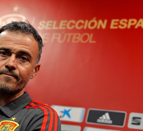 Luis Enrique urges all Spain players to be leaders against Sweden