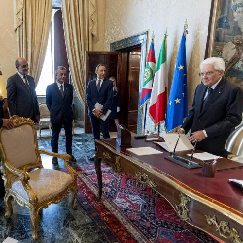 PD agrees to Conte as Prime Minister in coalition with M5s
