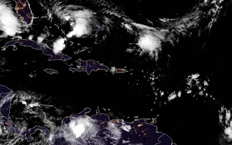 Bahamas to be hit by another powerful storm