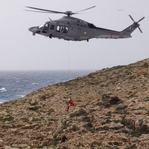 Malta's sea claims another life