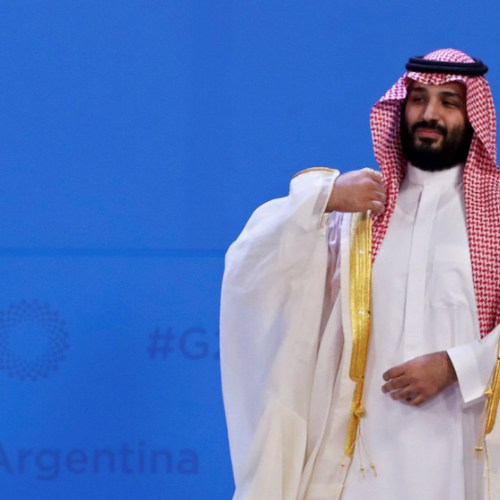Saudi crown prince takes 'all the responsibility' for Khashoggi murder