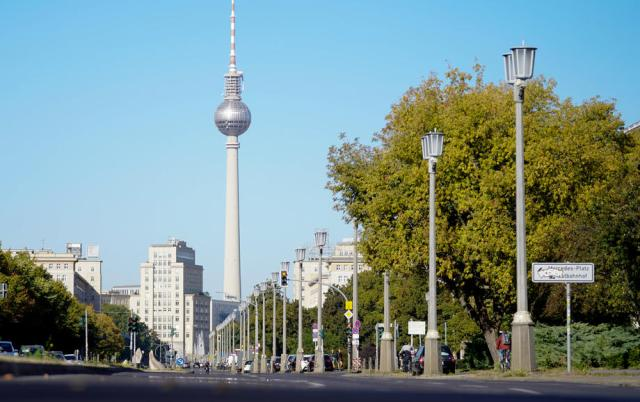 Car-Free Day in Berlin
