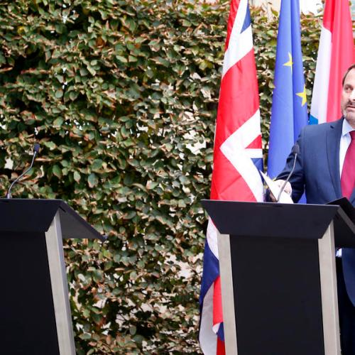 Luxembourg PM insists he did not want to humiliate Johnson