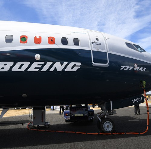 Boeing settles first lawsuit with 737 Max crash families
