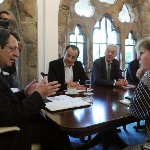 UN in renewed bid to restart Cyprus peace talks