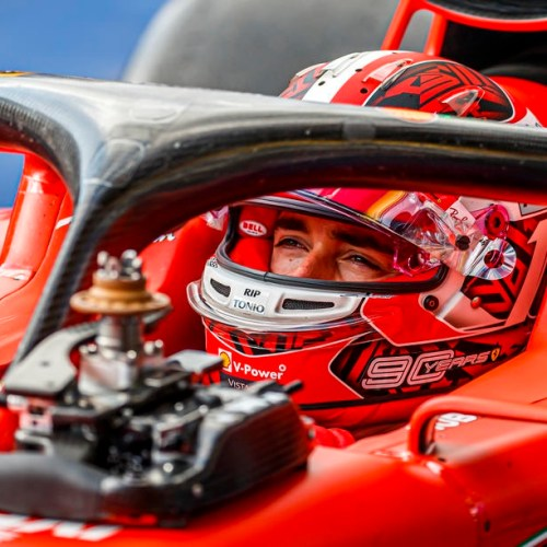 Leclerc wins Italian Grand Prix