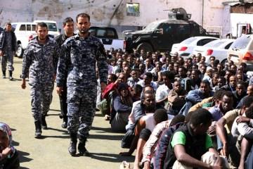 4,000 arrests in crackdown against illegal migration in Libya