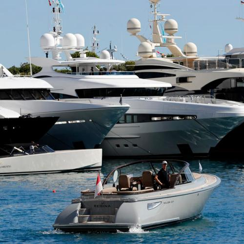 Photo Story: Highlights of the Monaco Yacht Show 2019