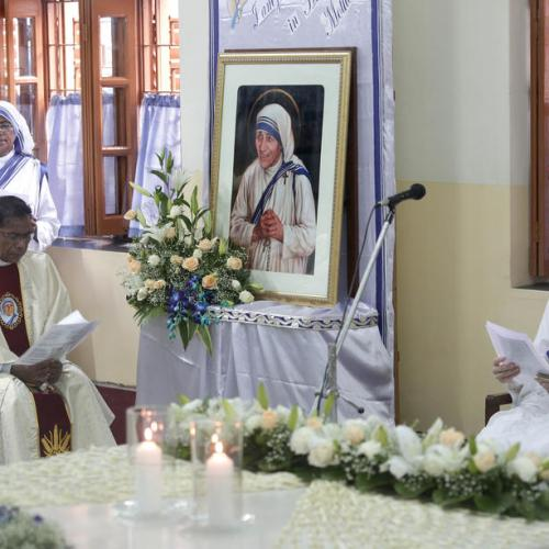 Photo Story: Mother Teresa's death is remembered in Kolkata