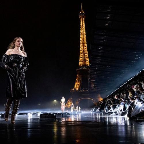 Photo Story: Saint Laurent – Runway – Paris Fashion Week S/S 2020