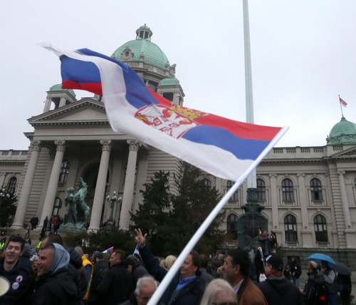 Serbia determined to join Russia-led Eurasian Economic Union in spite of EU warnings