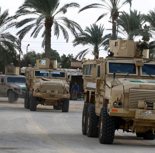 Militants kill eight in deadly ambush in Egypt's Sinai