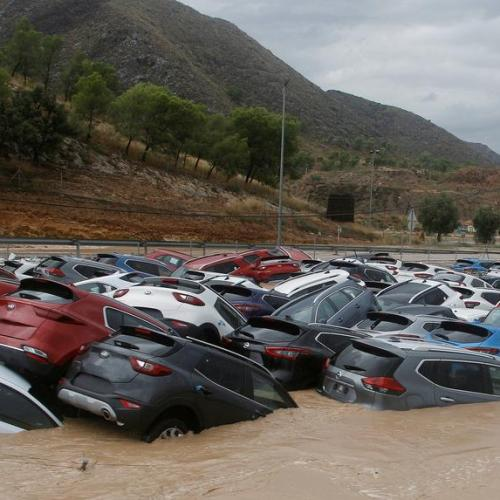 Elderly couple killed in floods in Spain