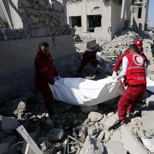 100 killed in Saudi-led airstrikes in Yemen – Red Cross/Crescent