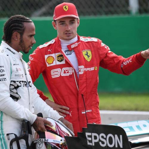 Ferrari's Leclerc wins Italian Grand Prix's  Pole Position