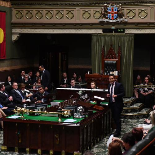 Abortion now legal across Australia
