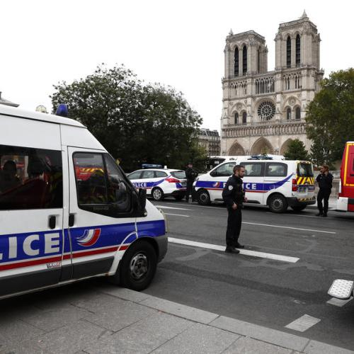 Authorities not excluding terrorism motive behind Paris police attack