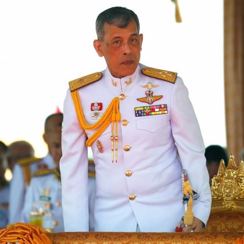 Purge in Thai royal palace continues
