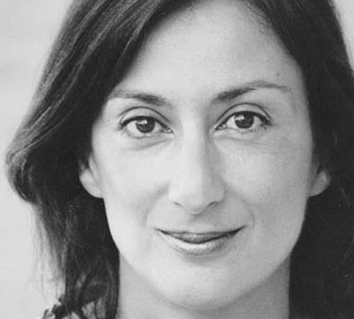 €150,000 to kill Daphne Caruana Galizia – Plot of murder contracted at a Cafe' revealed – Reuters