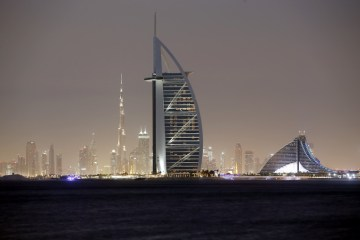 Dubai property prices higher but rents continue to fall – CBRE