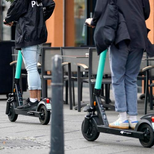 France introduces new rules for e-scooters use