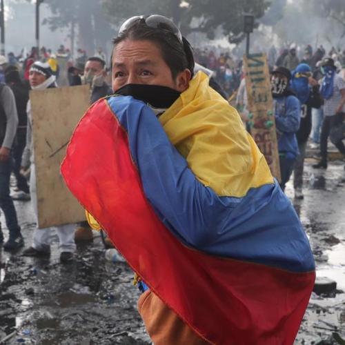 Ecuador's President strike deal to end protests