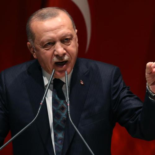 Erdogan warns EU that sanctions for oil drilling in Cyprus will disrupt talks with bloc