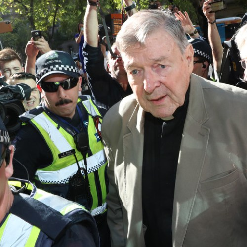 Cardinal Pell's investigation deliberately used to deflect a major police force scandal in Australia