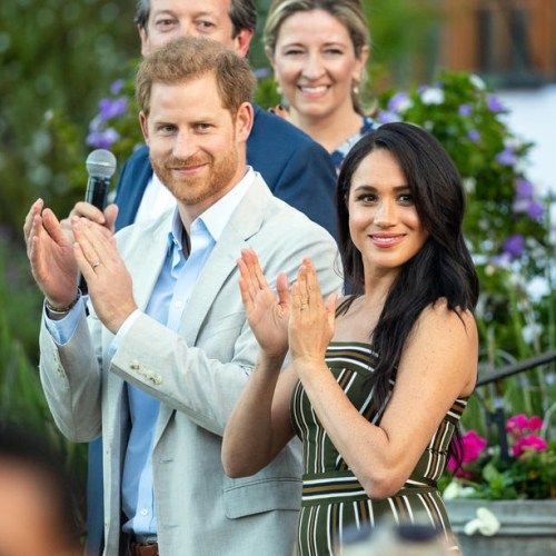 Prince Harry and Meghan Markle start legal action against the Sun and Daily Mirror