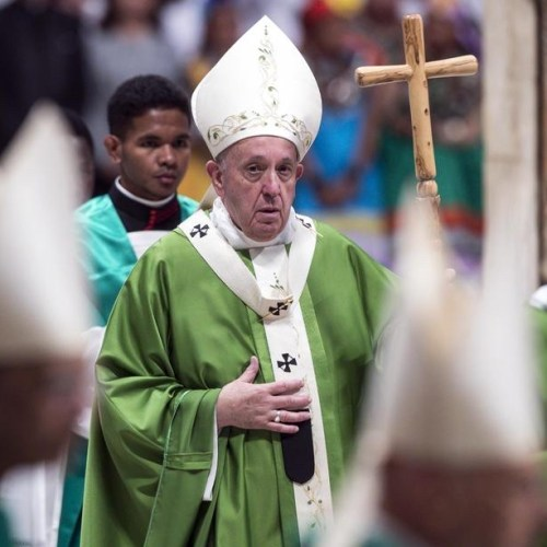 Catholic Bishops Back Ordination of Married Men as Priests in Amazon