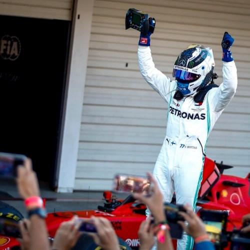 Bottas wins Suzuka GrandPrix