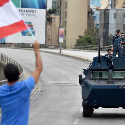 Fuel dispute triggers sectarian clash in Lebanon's south