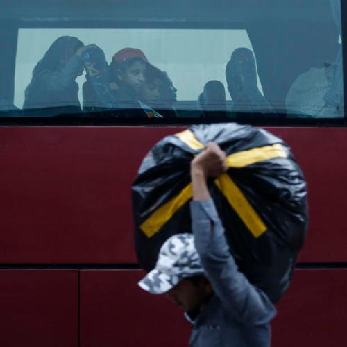 EU sees spike in arrivals of Afghan asylum-seekers