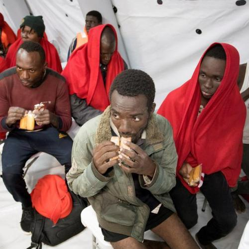 For sixth consecutive year, migrant, refugee death toll in Mediterranean tops 1,000 victims