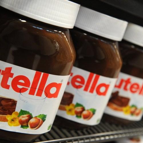 The world celebrates Nutella Day