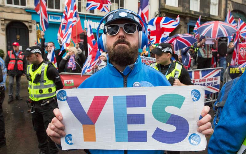 Judges, not voters, may decide on Scottish independence vote