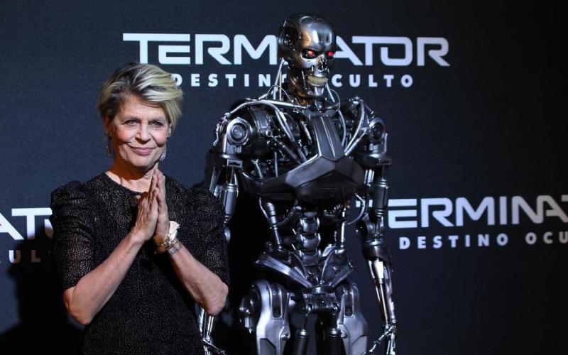 Photo Story: Terminator: Dark Fate premiere in Mexico City