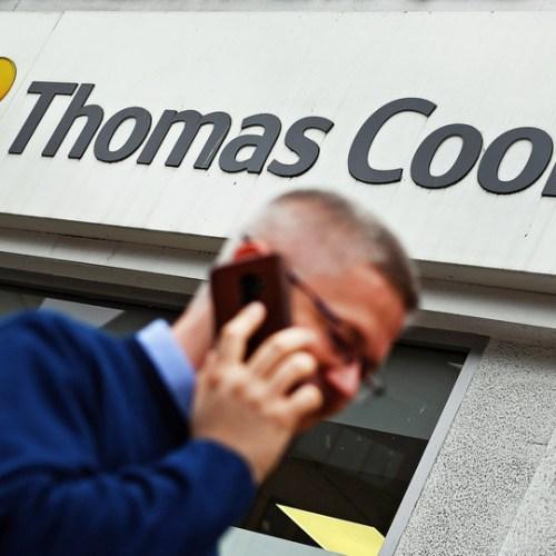 Hackers targeting Thomas Cook customers