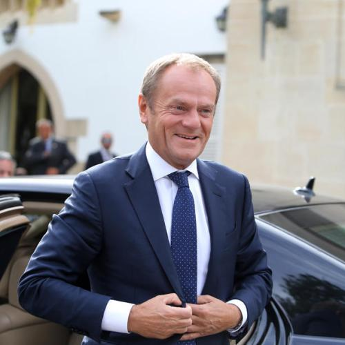 Donald Tusk: 'I have received promising signals that a Brexit deal is possible'