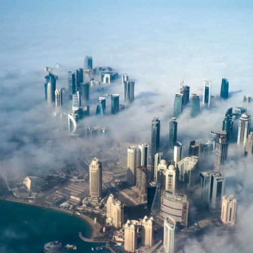 EPA's Eye in the Sky: Doha, Qatar