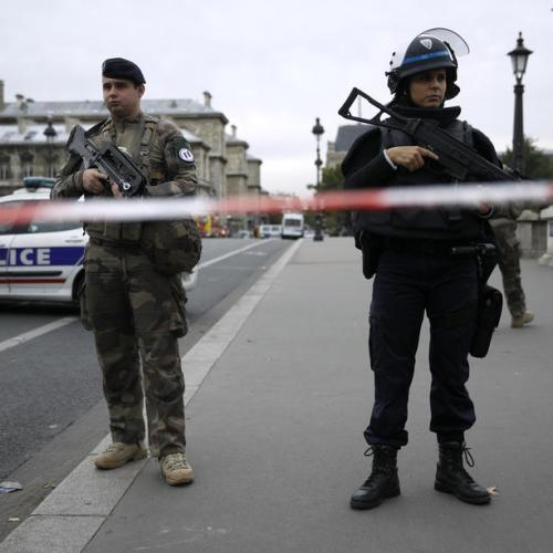 Terrorist risk still 'very high' in France