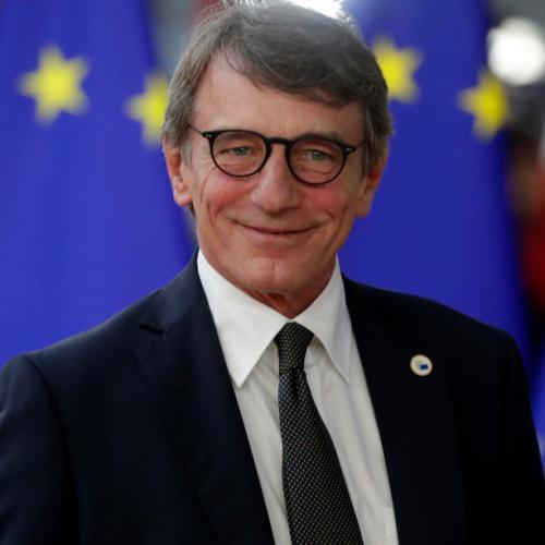 EP President Sassoli critical of European Council's failure to agree on EU enlargement talks