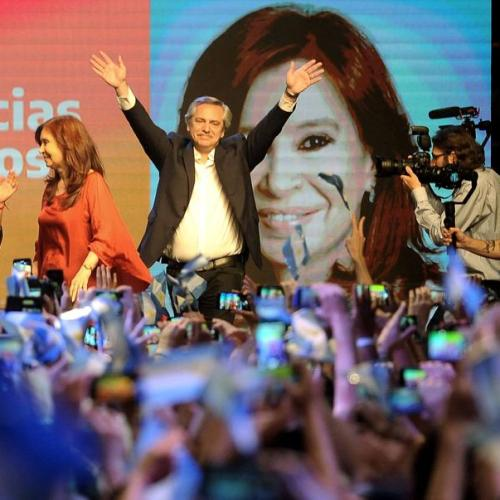 Alberto Fernández elected President of Argentina