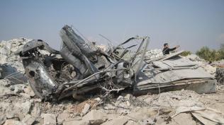 US military strike reportedly kills so-called Islamic State leader al-Baghdadi