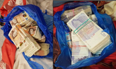 Ten arrested in London after £15m smuggled from UK to Dubai hidden in suitcases