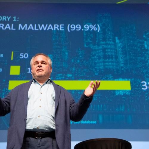 Kaspersky owner warns of 'catastrophic' cyberattacks