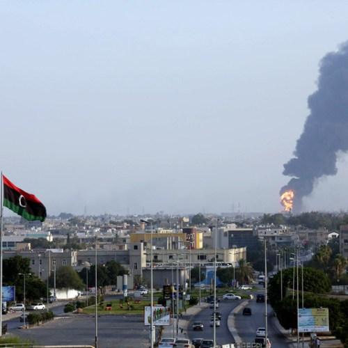 Khalifa Haftar declares 'no-fly zone' above Tripoli