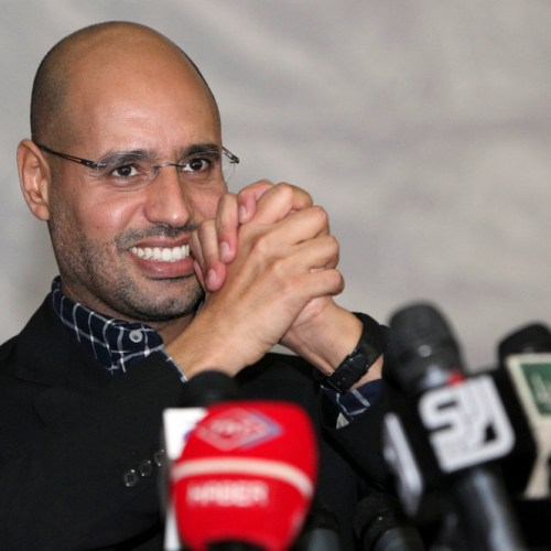 Saif al-Islam Gaddafi planning political comeback in Libya