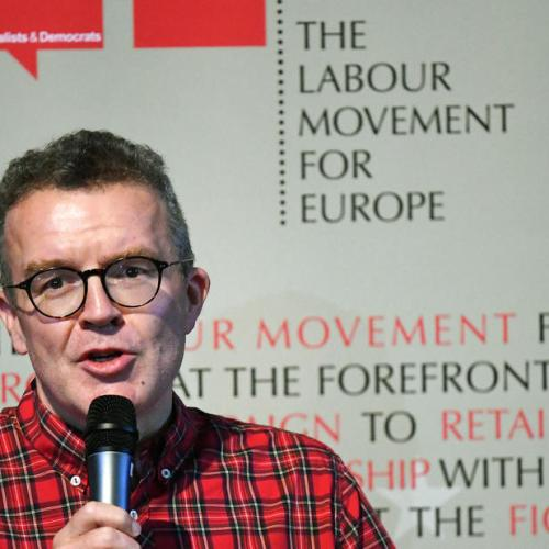 Labour's deputy leader Tom Watson stands down as MP